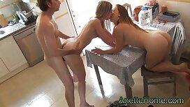 Гола дівчина займається секс відео брат і сестра фітнесом.